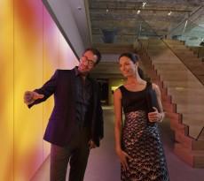 Philips und Kvadrat bringen akustischen Dämmelementen das Leuchten bei