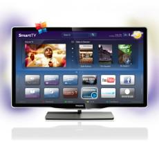 TV meets Internet: Smarte Fernseher sind das Kernthema der IFA