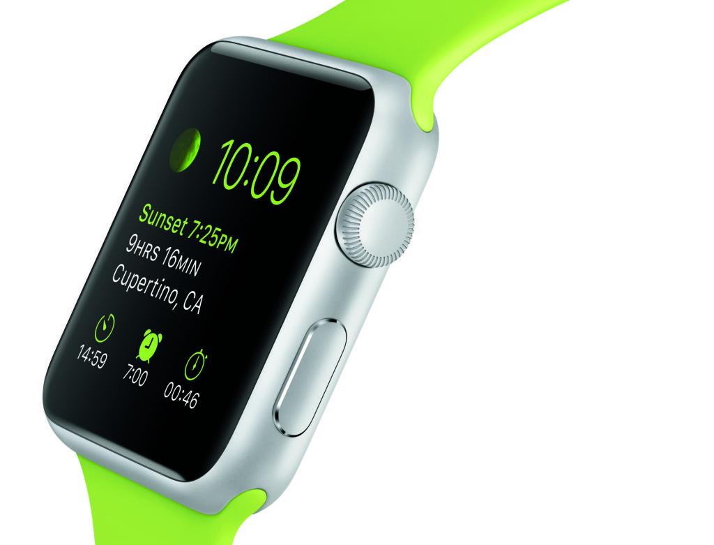 Die Apple Watch kommt im April in den Handel