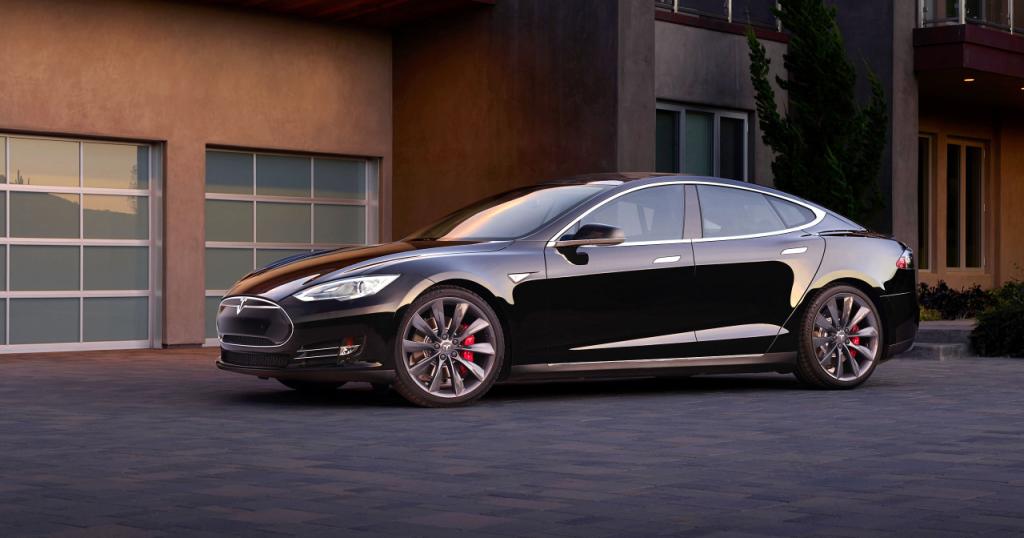 Mit dem P85D setzt Tesla in Sachen Elektroauto den Maßstab