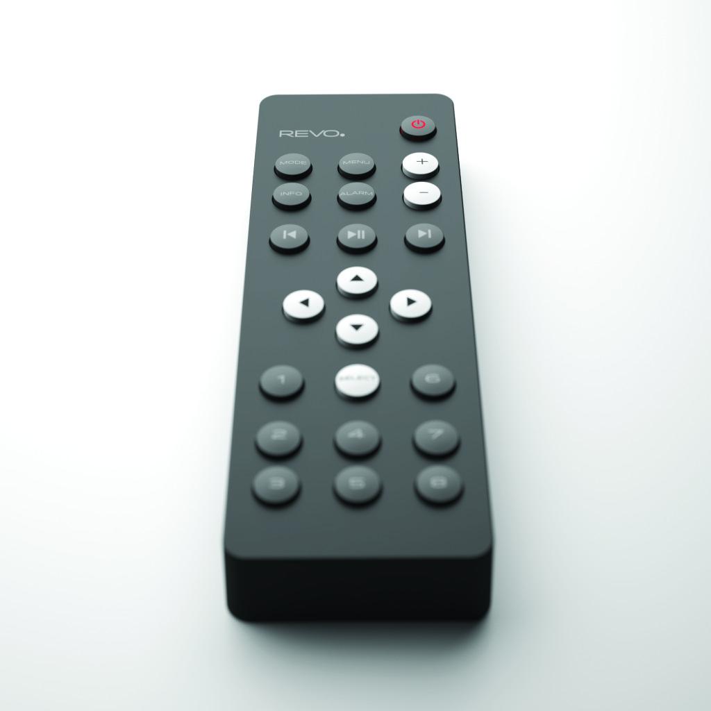 Die Fernbedienung des Supersignal würde weit teureren Geräten gut zu Gesicht stehen