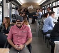 Leap möchte Busfahren mit Stil ermöglichen. Die erste Linie startet in San Francisco