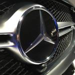 Mit Mercedes auf der NYIAS