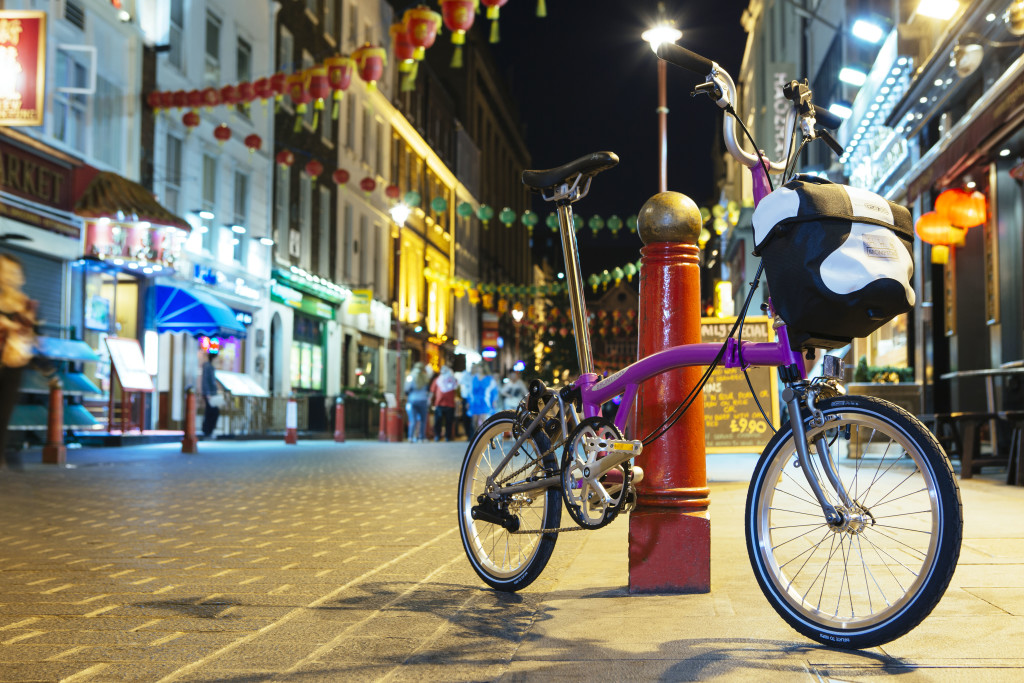 Falträder sind die neue Coolness in Sachen Mobilität
