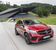 Mercedes Benz GLE 450 AMG 4MATIC Coupé