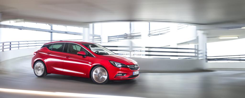 Der neue Opel Astra begeistert mit viel Hightech