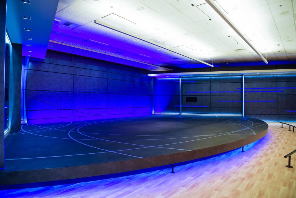 Freiflächen statt Fahrzeugen: So könnte der Showroom der Zukunft zumindest teilweise aussehen