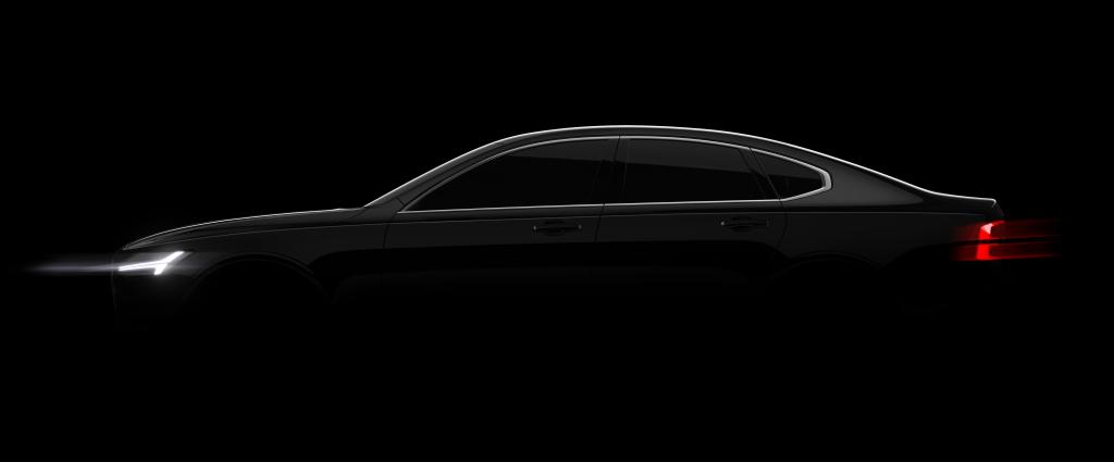 Erste Impressionen des neuen Volvo S90