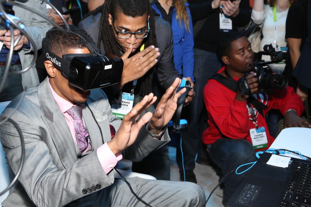 """Mal eben aus der Realität """"abtauchen"""": VR wird 2016 eines der ganz heißen Themen"""