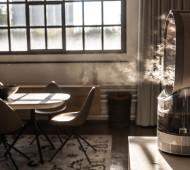 Die richtige Luftfeuchtigkeit sorgt für Wohlbefinden und dient der Gesundheit