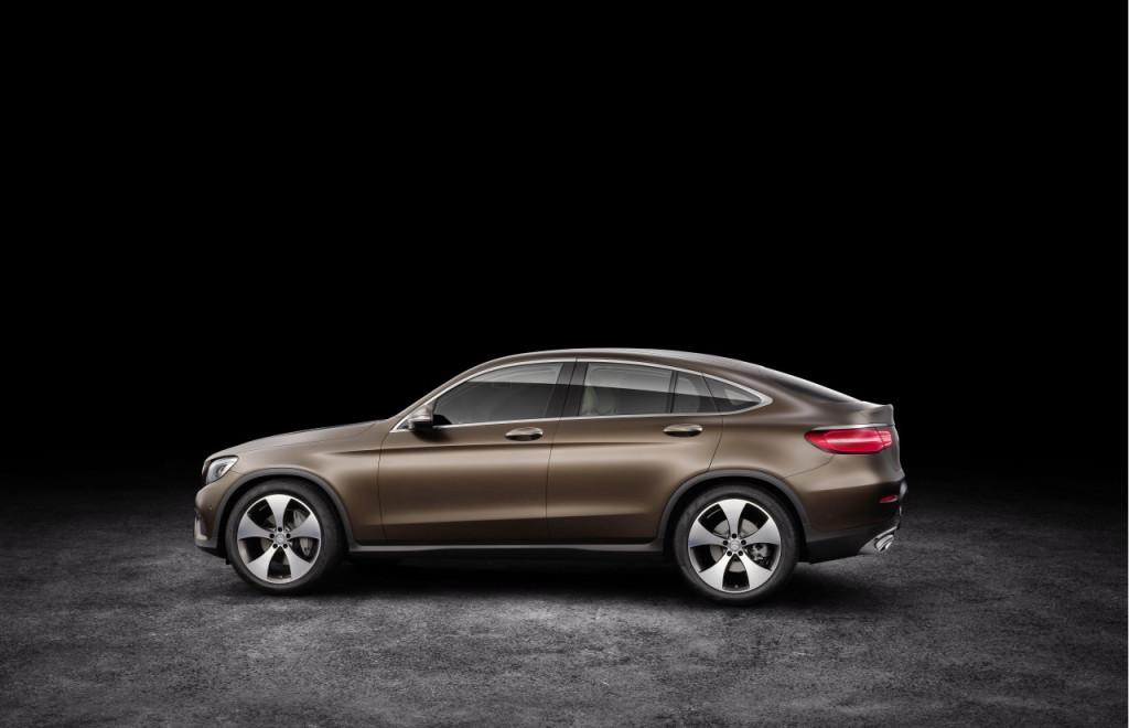 Mercedes GLC-Coupé