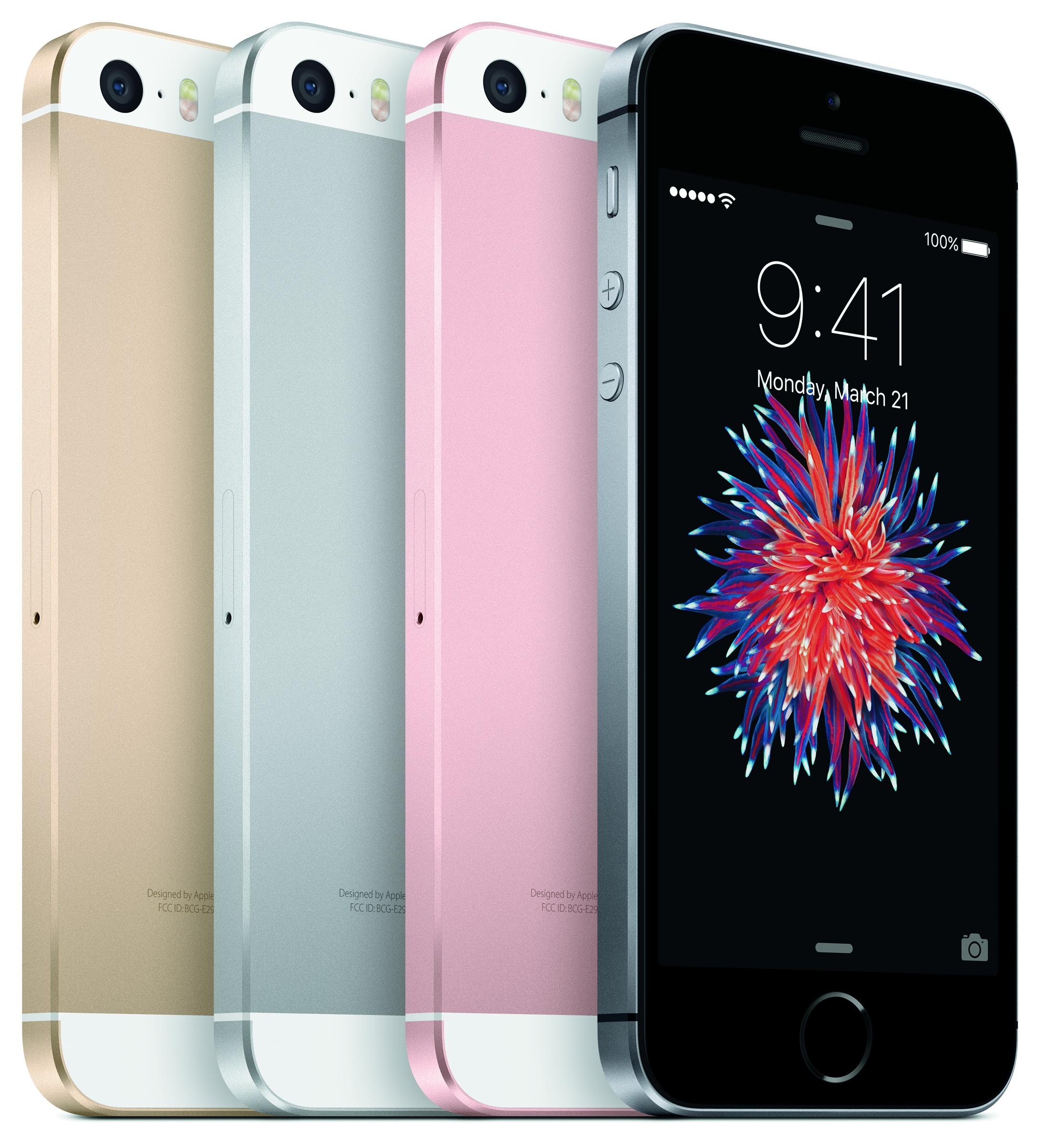 Kompakt - Klasse: Das iPhone SE hat die technik des 6ers an Bord, bietet aber einen dezenten Auftritt