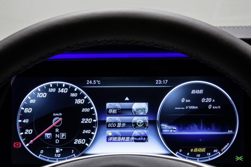 Mercedes entwickelt in China für China - eigentlich auch für den Rest der Welt