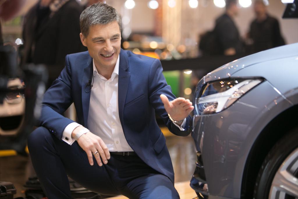 Aller Anfang ist - schön und zeitlos. Die neue Designsprache von Volvo hat Langzeitqualitäten