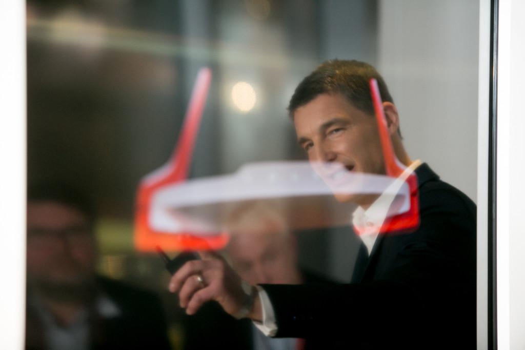 Thomas Ingenlath leitet das Design bei Volvo - mit höchst sehenswerten Ergebnissen