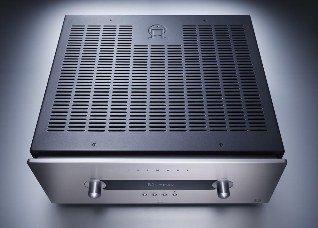 Der AV-Verstärker Primare SPA 23 ist modular aufrüstbar