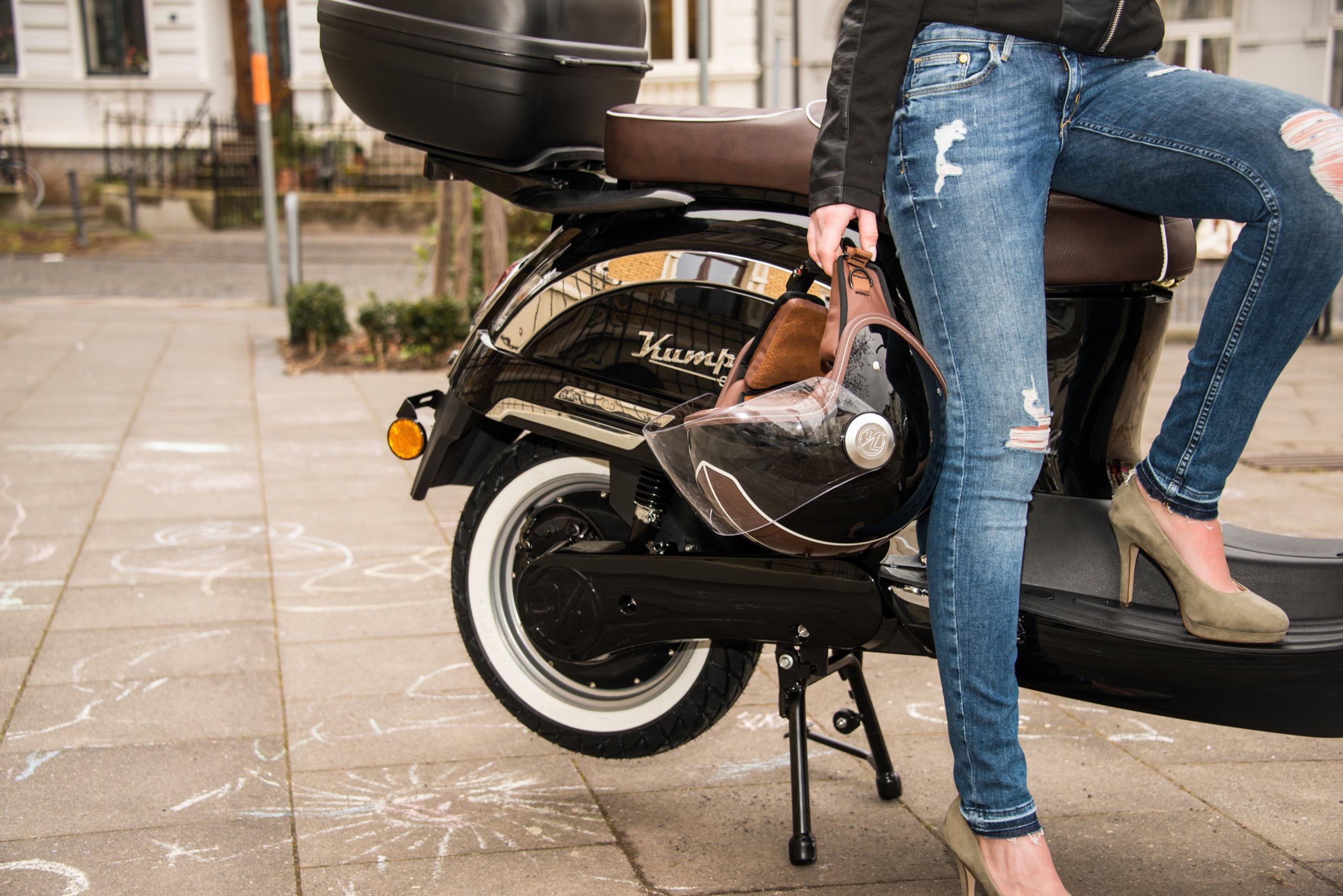 Kumpan Electric 1954L - Elektromobilität auf zwei Rädern
