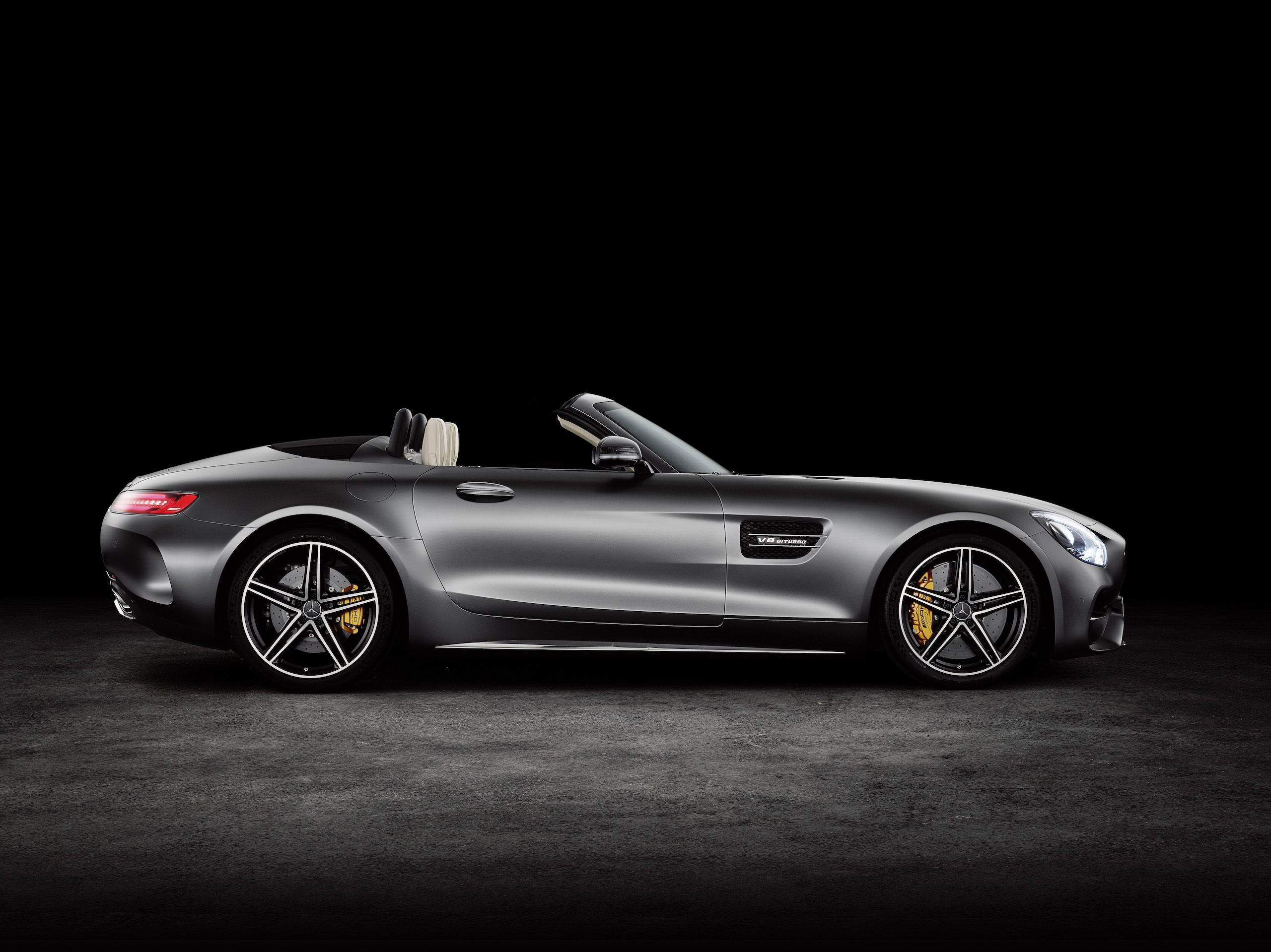 Die neue Offenheit: Der Mercedes-AMG GT Roadster