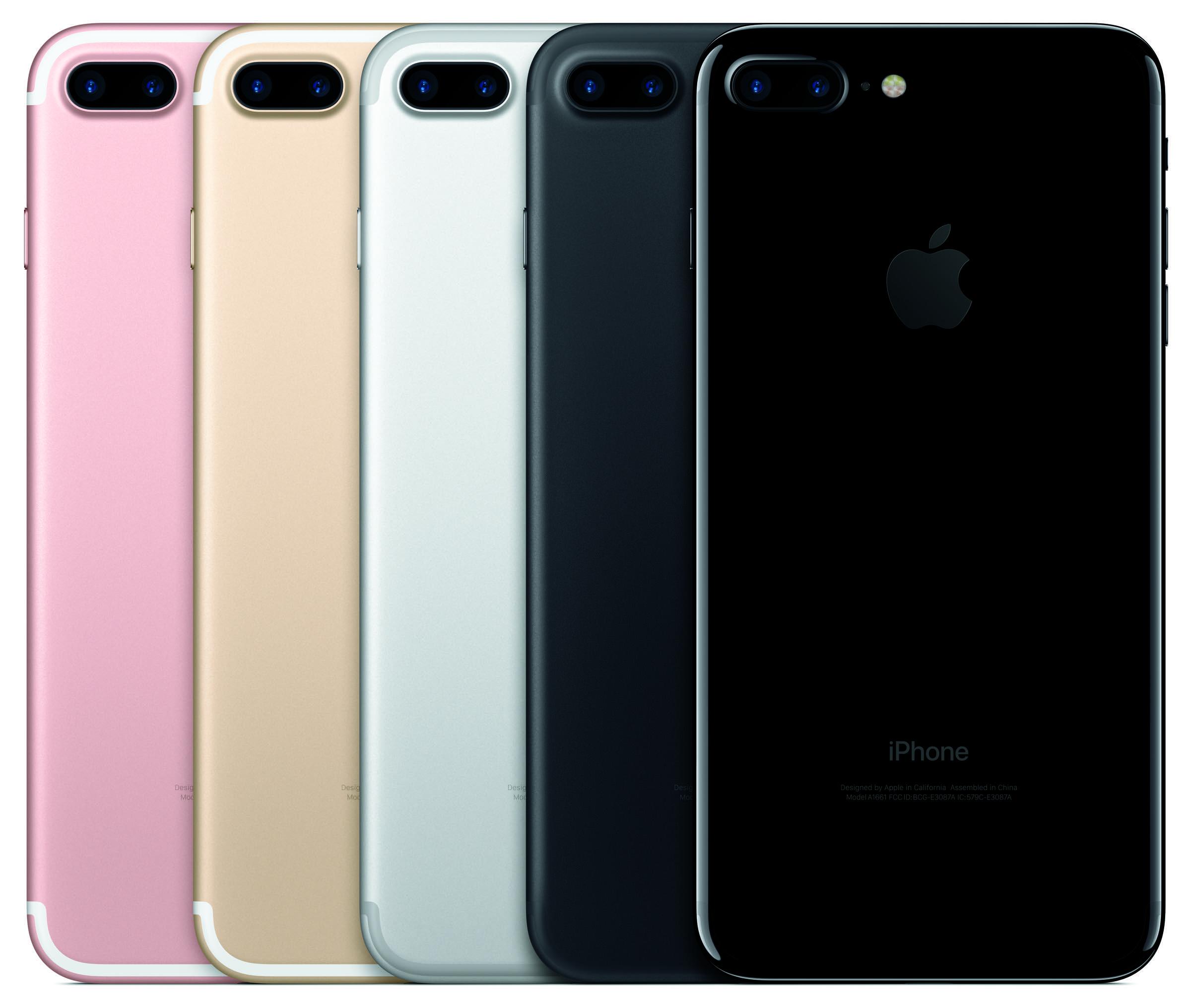 Mattschwarz oder Jet Black? Das iPhone 7 wird neue Farben bieten