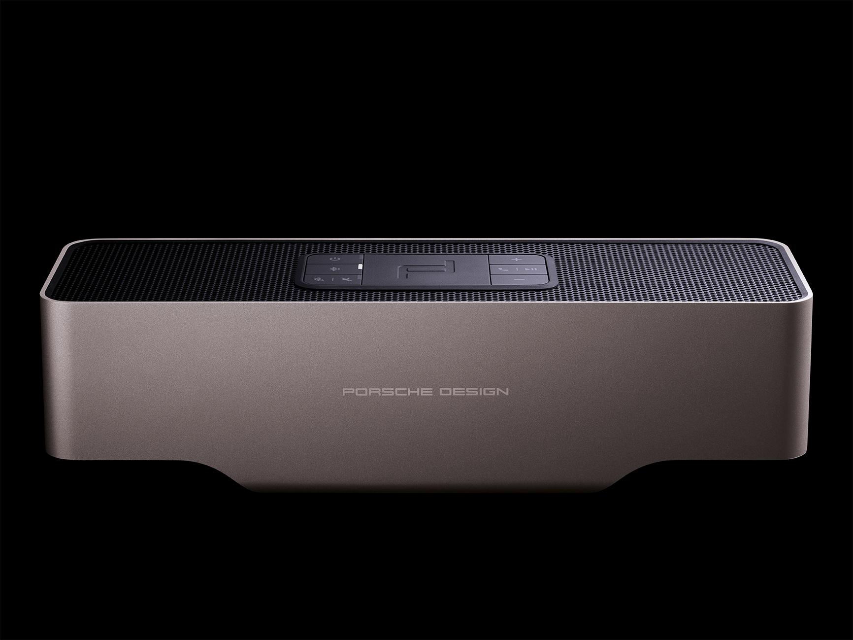 KEF und Porsche Design Gravity One - Bluetooth-Lautsprecher