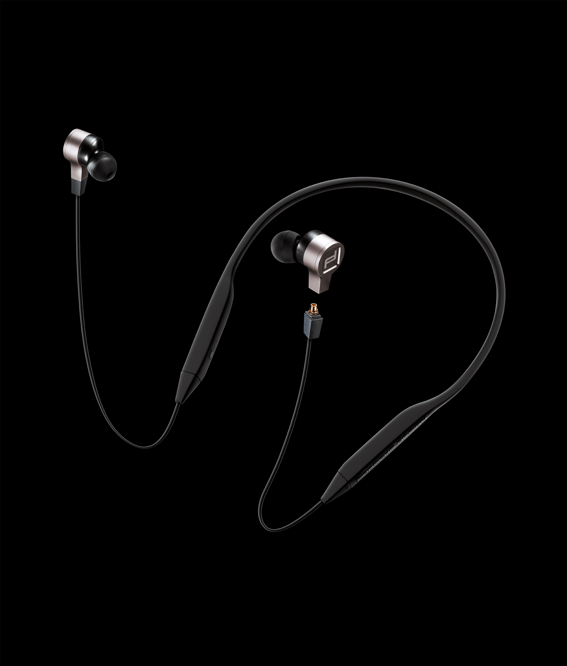 Porsche und KEF Motion One Bluetooth-In-Ear-Kopfhörer