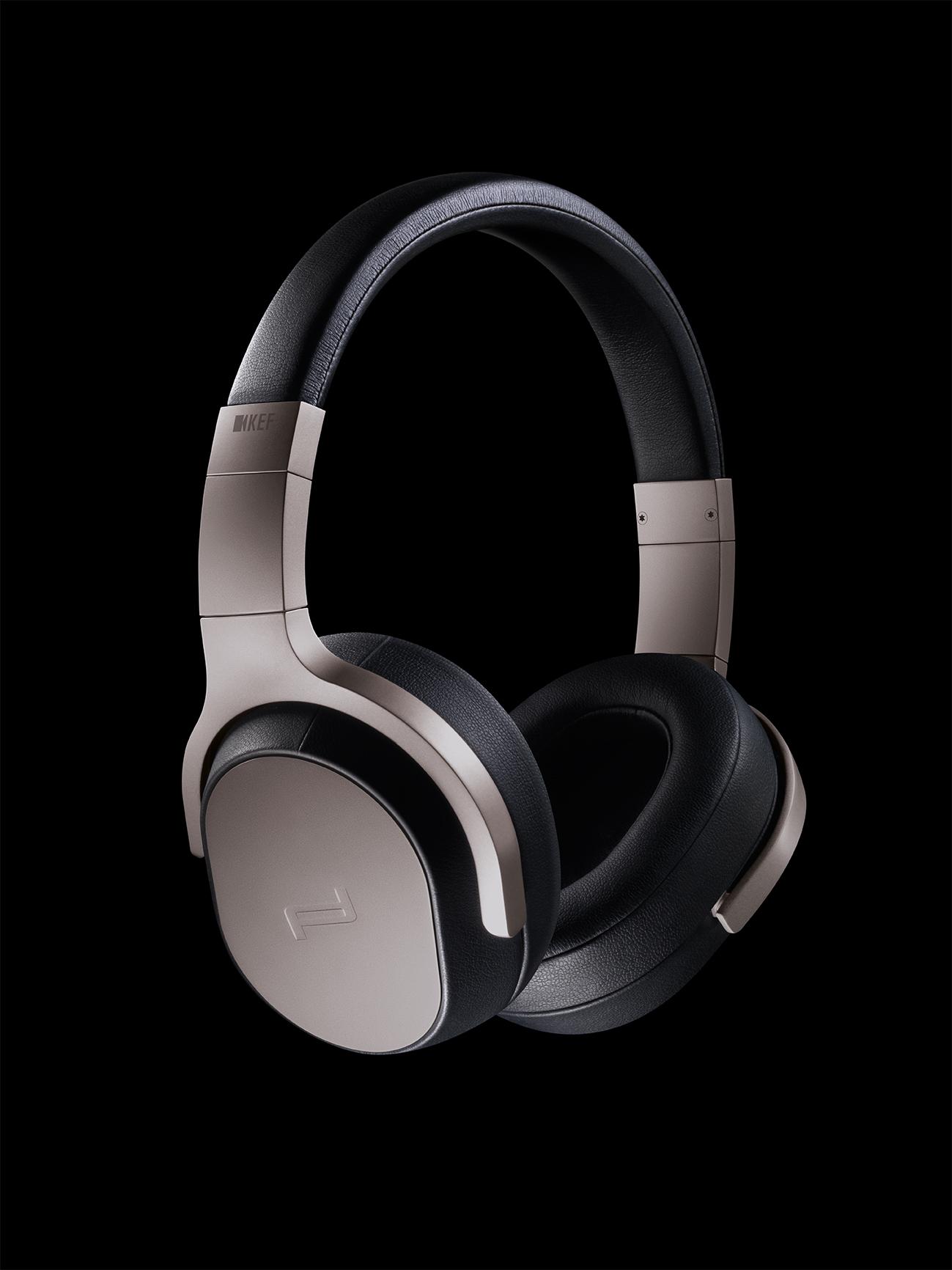 KEF und Porsche Design Space One - Over-Ear-Kopfhörer mit Geräuschunterdrückung