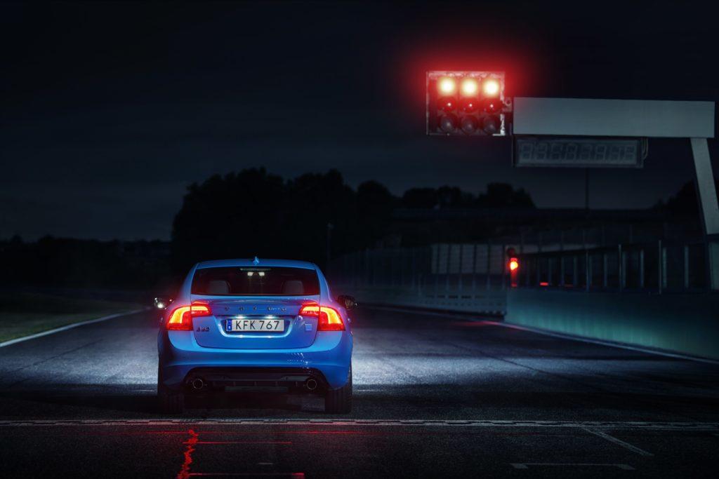 Nicht unterschätzen! In der Polestar-Variante spurtet der Volvo S60 unter 5 Sekunden auf 100 km/h