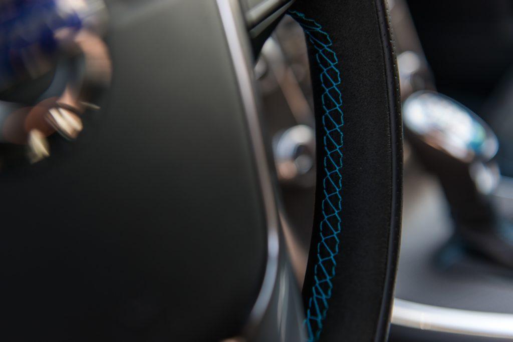 Es sind die Details, die den V60/S60 Polestar auszeichnen - und natürlich die Leistung