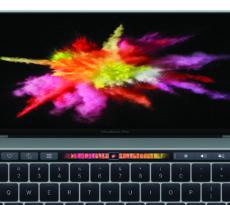 Der schönste Platz ist an der Bar, der Touch Bar des MacBook Pro
