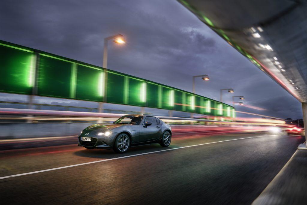 Mazda MX5 RF - Roadster? Fastback? Egal
