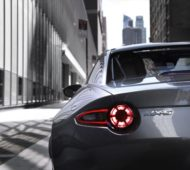 Sexy Back - Mazda MX5 RF