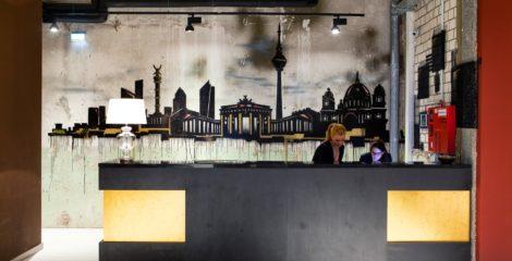 Willkommen im Hotel Catalonia Berlin Mitte