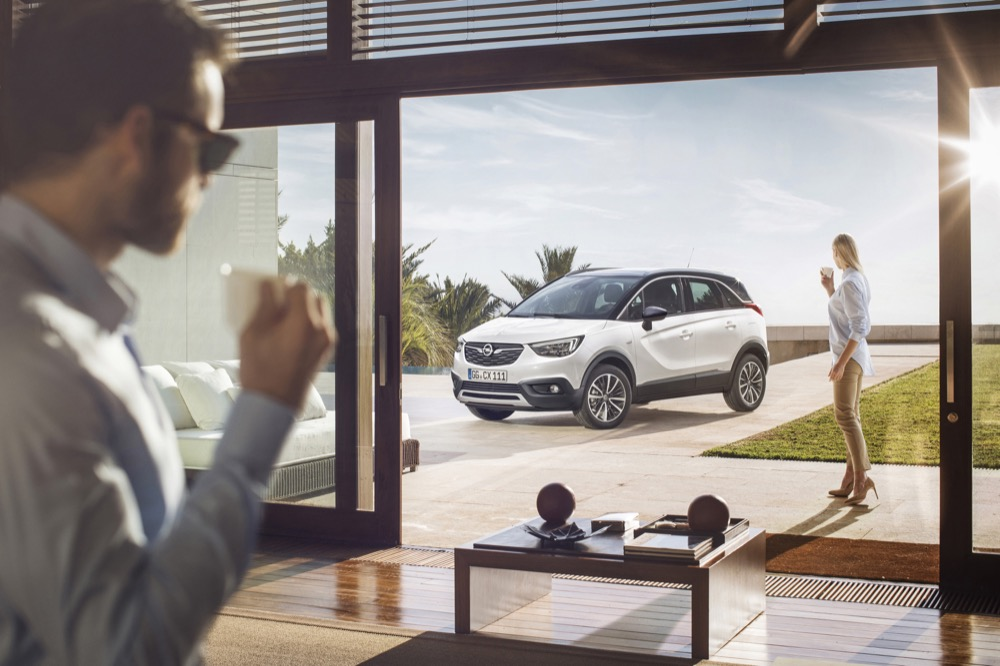 Der Opel Crossland X mischt Stil und Alltagstauglichkeit mit der gewissen Dosis WIldheit