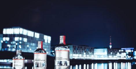 Berliner Brandstifter - Die Destille aus der Hauptstadt