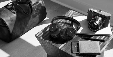 Leica zum Hören - Mit Hilfe von Master & Dynamics entwarf der Kameraspezialist eine Kopfhörerserie