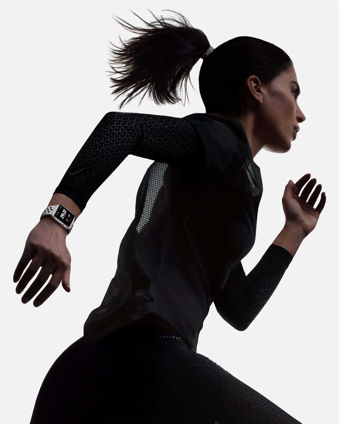 Der Lauf gegen den inneren Schweinehund - mit der Apple Watch Series 3 wird er zum Vergnügen