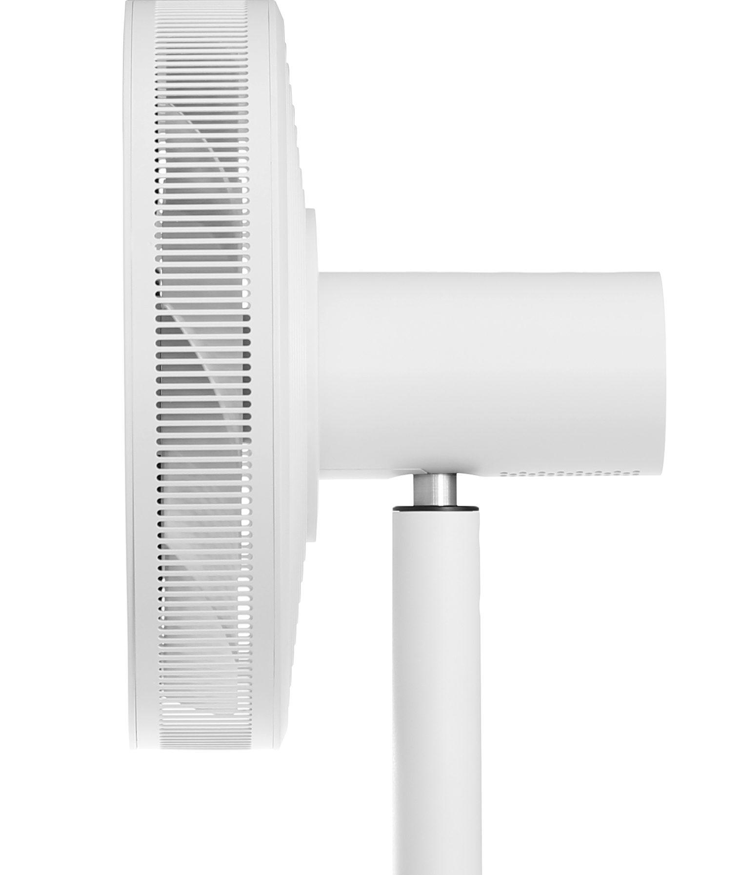 Minimalistisches Design: Nicht am Balmuda Green Fan bedarf einer Erläuterung, alles erklärt sich von selbst