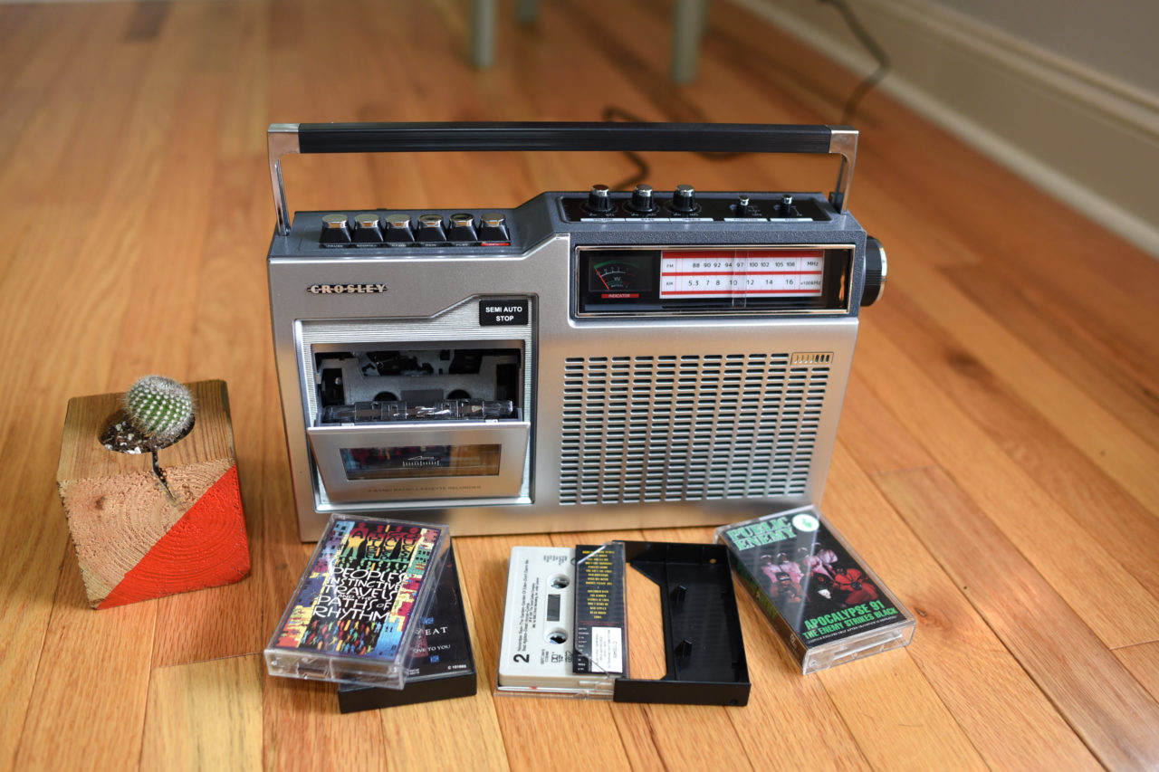 Droht die Rückkehr der Kompaktcassette? Bei Crosley scheint man daran zu glauben